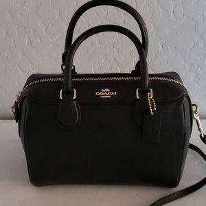NWT Coach Mini Satchel